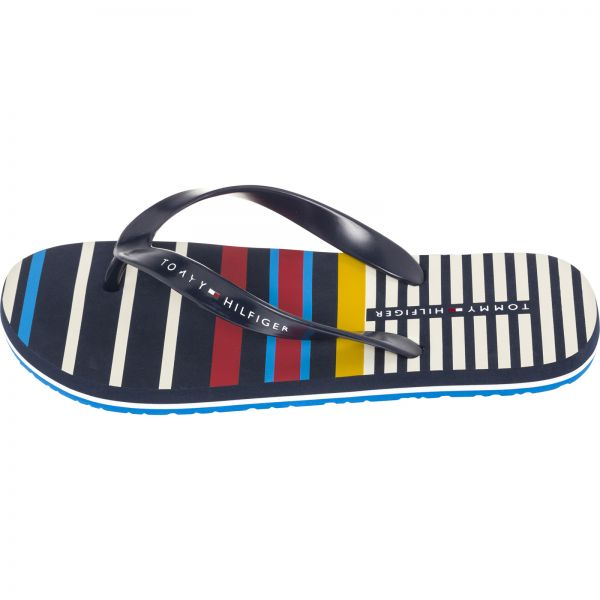 17df7c54b Tommy Hilfiger Flip Flop-Sandals For Men - Sky Captain