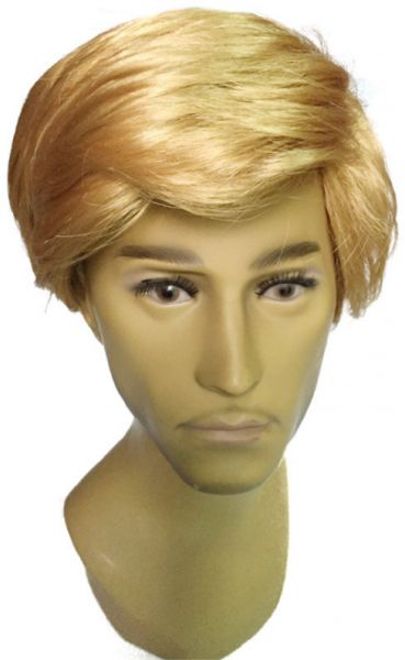 Donald Trump Costume Party Wig - Halloween Wig for Kids and Adults ... 8f4115139