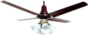 Usha Ceiling Fan Brown 1370b Buy Online Fans At Best Prices In Egypt Souq Com