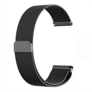 ec64aadf9 For Huawei Watch 2 PRO - Premium Strong Magnetic Lock Stainless Steel Smart  Watch Band Strap - Black