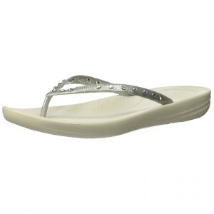 a1197de31f1 FitFlop Crystal Iqushion Ergonomic Sandals For Women