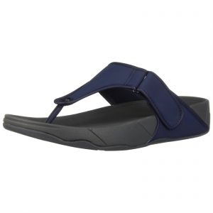 3bd1887fa359 FitFlop Navy Thong Sandal For Men