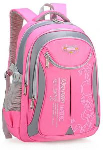 2e860750cf Polyester Fashion School Bags Camping Hiking Books Laptop Casual Travel  Shoulder Small Size Pink
