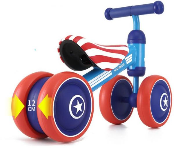 Baby Balance Bikes Bicycle Walker Toys Rides For 1 Year Boys Girls 10 Months 24 Babys First Bike Birthday Gift