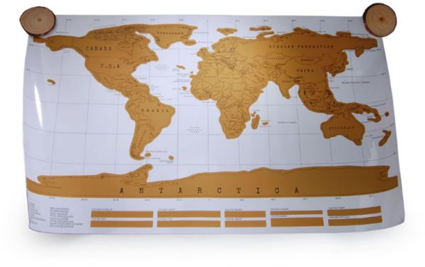Scratch Off World Map With Us States.Scratch Off Map Poster Includes Complete Accessories Set All