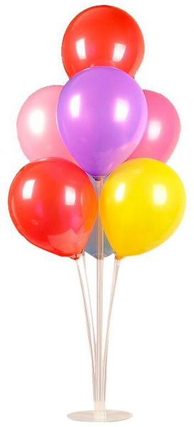 Table Top Balloon Stand Kit For Birthday Party And Other Party