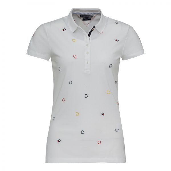 bcf299631 Tommy Hilfiger T-Shirt for Women - White | Souq - UAE