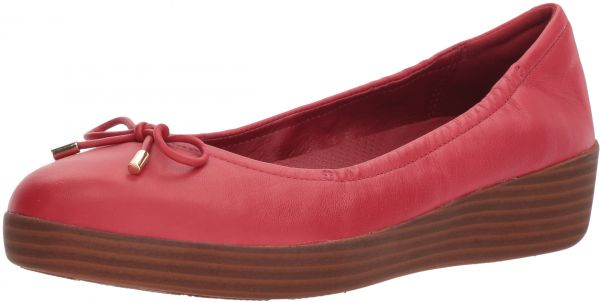 55efd29e57f FitFlop Women s Superbendy Ballerinas Loafer Flat