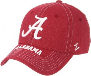 415598e63cb NCAA Alabama Crimson Tide Men s Center Court Z-Fit Cap