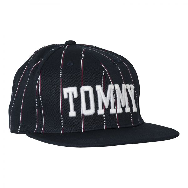 Tommy Hilfiger Snapback Cap for Men - Black  864b356b8c1