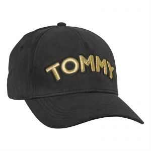 2bc7846b934 Tommy Hilfiger Baseball Cap for Women - Black