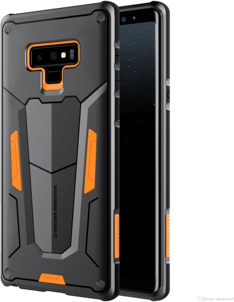 newest 09a26 148fc Samsung Galaxy Note 9 Case Cover Nillkin Defende 2 Tough Protector ...