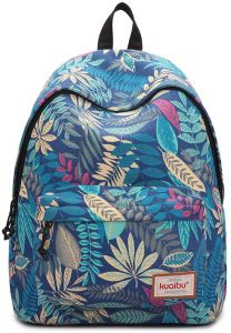 3879445e72 Brand Women Backpacks For Teenage Girls Floral Printed School Bags Travel  Leisure Laptop Backpack Female Canvas Backpacks