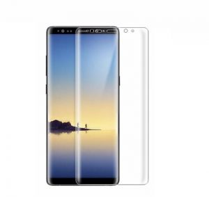 Tempered Glass Full Screen Protector For Samsung Galaxy Note 9_Clear