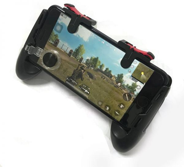 Pubg Mobile Gamepad Pubg Controller For Phone L1 R1 Grip With