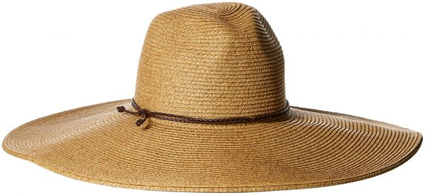 San Diego Hat Company Women s Floppy Sun Hat with Pinched Crown and ... a2227c02369