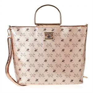 b1020581aa30 Beverly Hills Polo Club Tote Bags For Women - Rose Gold