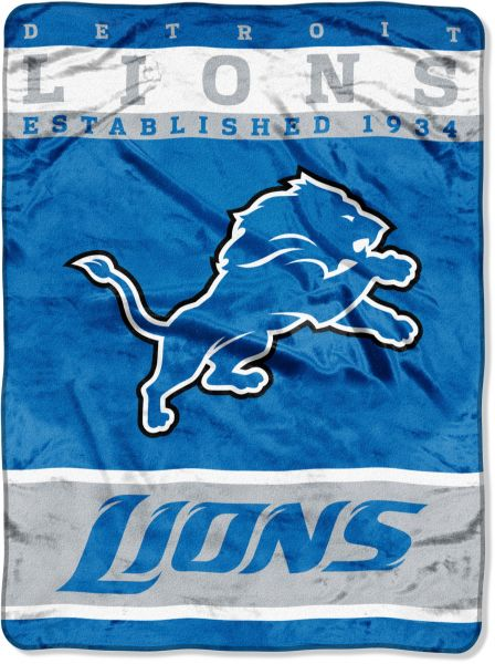 The Northwest Company Officially Licensed NFL Detroit Lions 40th Man Interesting The Northwest Company Throw Blankets