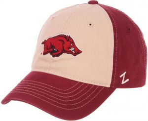 NCAA Zephyr Stanford Cardinal Mens Freeway Relaxed Hat Adjustable Team Color