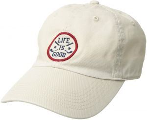 70774cec018 Life is Good Unisex Chill Cap Lig Sphere Golf