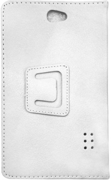 Book Case Cover G-TiDE Tablet 7 inch G19/G25-White