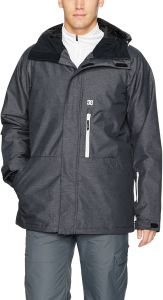 c7c01b9f85 DC Men s Ripley 10k Water Proof Insulated Snow Jacket