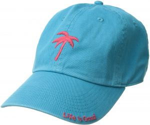 Life is Good Unisex Chill Cap Simple Palm Tree 96da2adfdca8