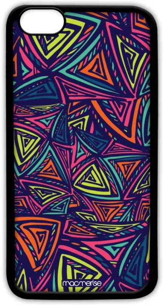 Macmerise Neon Angles Lite Case For Iphone 7