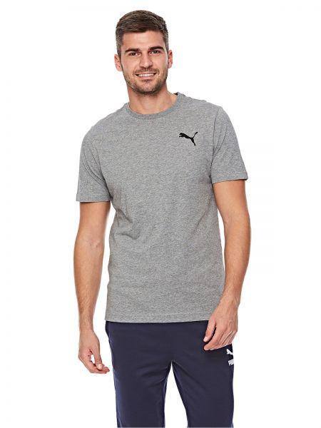 Puma Ess Small Logo Sport T-Shirt for Men