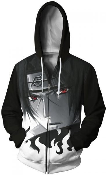 Naruto Cosplay Anime Costume 3d Hoodie Autumn Couple Sweater Sports