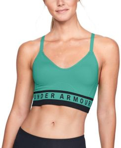daba01d652 Under Armour Seamleshort Sleeve Longline Bra Training Top For Women