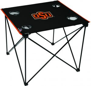 d101f23bfa Rawlings NCAA Oklahoma State Cowboys Deluxe Tailgate (All Team Options)  Table