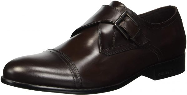 bb13ad15682d Kenneth Cole New York Men s Capital Monk-Strap Loafer