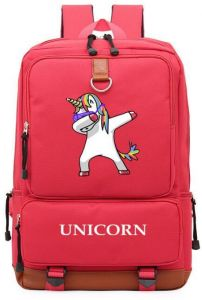 unicorn Backpack fashion casual backpack teenagers Men women s Student  School Bags travel Laptop Bag 62387a0fba585