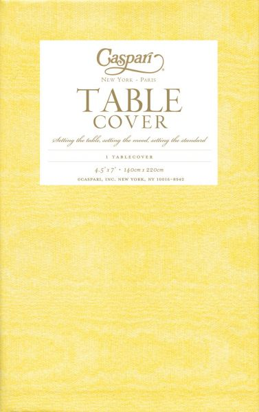 Entertaining With Caspari Moire Printed Paper Table Cover 54 By 84
