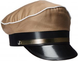5f086d21eb9cd Jacobson Hat Company Men s Military Officer Cap