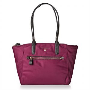 fd9f0b2d09 Michael Kors Shopper Bag For Women - Plum