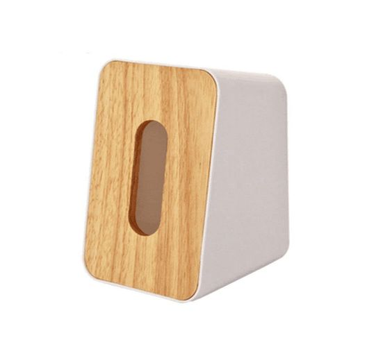 Multi Function Wooden Tissue Box Car Holder For And Other Napkin Papers