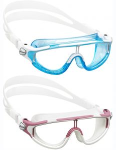 6567ef637d63 Cressi Kids Baloo Swim Goggles (2 Pack)