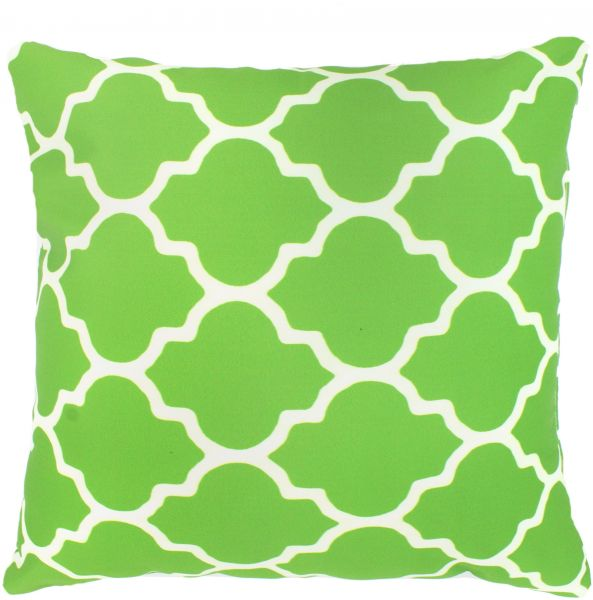 Divine Designs Sonoma Outdoor Pillow 20 By 20 Inch Green Souq Uae