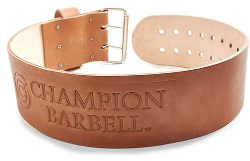 Champion Barbell Official Lift Belt (Large)