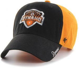 01ab0ae8ed3c4 MLS Houston Dynamo Women s  47 Sparkle Sequin Two-Tone Clean Up Adjustable  Hat