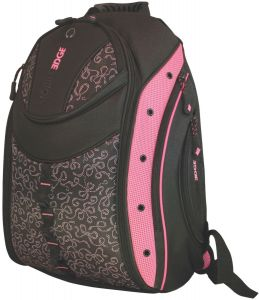 cc48302849 Mobile Edge Black w Pink Ribbons Women s Express Laptop Backpack 16 Inch  PC