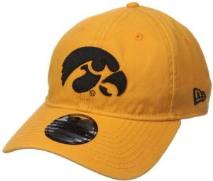various colors 777ec 0c607 NCAA Iowa Hawkeyes Adult Core Classic Secondary 9TWENTY Adjustable Cap, One  Size, Yellow