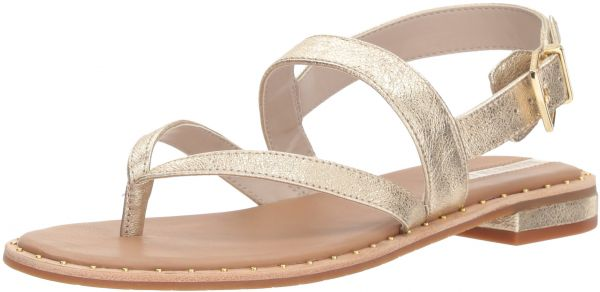 20a7e87d0067f Kenneth Cole New York Women s Tama Thong Backstrap Flat Sandal