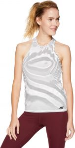 ede16ad59fc4 Skechers Women s Chakra Stripe Racerback Active Stretch Tank Top