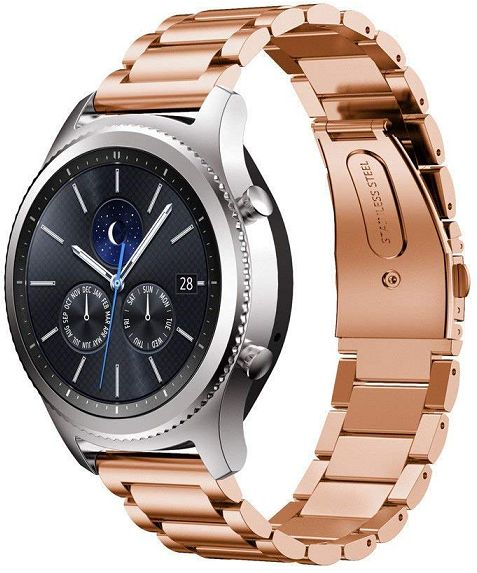 Band For Gear S3 Galaxy Watch 46mm 22mm Quick Release Stainless