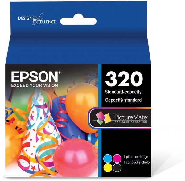 Epson T320 Picturemate Color Cartridge Ink Souq Uae