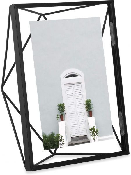 Umbra Prisma 5 x 7 Picture Frame - Floating Wall or Desk Photo ...