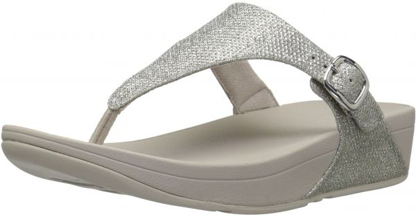 3ad762ea7b893d FitFlop Women s The Skinny Sparkle Flip Flop